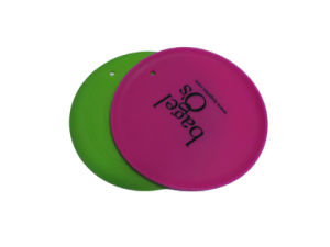 Promotional Flying Disk/Pet Toys/Gifts Rubber Frisbee