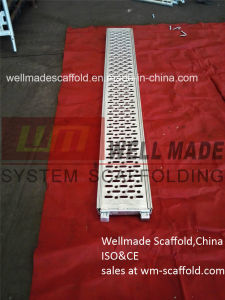 Layher Scaffolding Steel Planks Construction Access Scaffolding Equipment pictures & photos