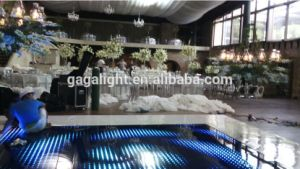 Hot P10 LED Video Dance Floor/Disco Floor pictures & photos