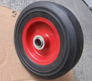 Hand Truck Wheel/Cart Tool Rubber Wheel /Garden Rubber Wheel