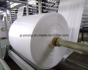 60GSM PP Woven Tubular Fabric with UV