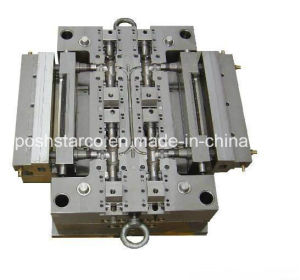 T-Port Pipe Fitting Mould