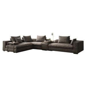 Sofa Furniture Produce by China Sofa Factory (F9198)