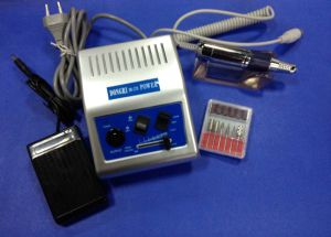 Nail Glazing Machine Electrical Nail Drill Manicure pictures & photos