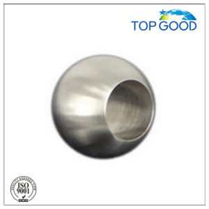 Stainless Steel Solid Ball with Half Hole