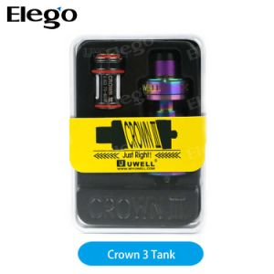 2017 New Electronic Cigarette, Uwell Crown 3 Tank, Elego Exclusive Agent Uwell Crown III Tank, Uwell Crown 3 Atomzier pictures & photos