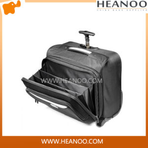 Adaptable Carry on Wheeled Trolley Travel Luggage Bag Suitcase pictures & photos