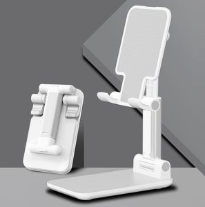 Portable Mobile Accessories Desktop Foldable Desk Mobile Phone Stand Smartphone Holder Accessory