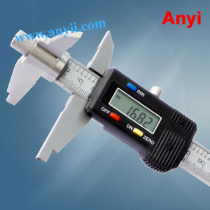 Rotatable Jaw Digital Calipers (115-301) pictures & photos