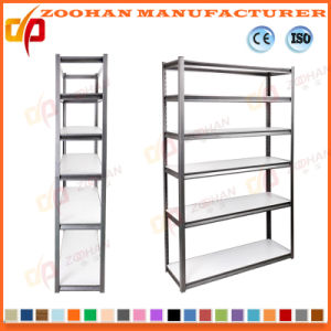 Popular Metal Tiers Wall Stand Home Office Rack Shelves (Zhw161)