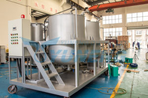 Black Pyrolysis Oil Desulfuration System Ynzsy-Lty 1500 pictures & photos