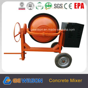 Cement Mixer with 2 Wheels pictures & photos