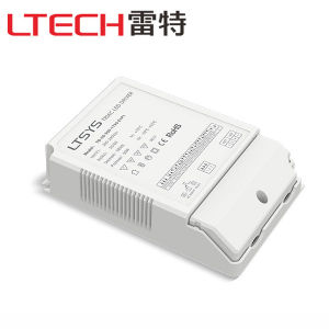 Triac/Push Dimming LED Power Supply Td-50-500-1750-E1p1