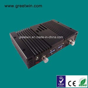 15dBm 4G Lte700MHz Lte2600MHz Dual Band Booster Lte 4G Repeater (GW-15L7L) pictures & photos