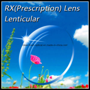 Rx (Prescription) Lens Lenticular