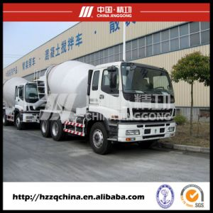 High Efficient Concrete Mixer Machine, Concrete Mixer Trcuk for Sale