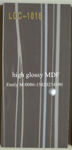 Home Furniture Glossy MDF Board (LCC-1016) pictures & photos