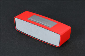 Multimedia Speaker Box, Wireless Bluetooh Speaker for Computer/Mobile Phone, MP3 Speaker