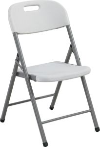 Blow Molding Plastic Folding Chair, Dining Chair pictures & photos