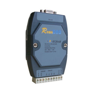 R-8520ar Converter Module RS/232 to RS/485 for PLC User