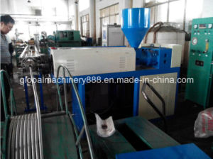 PVC PE Coated Machine for Flexible Corrugated Metal Hose Pipe