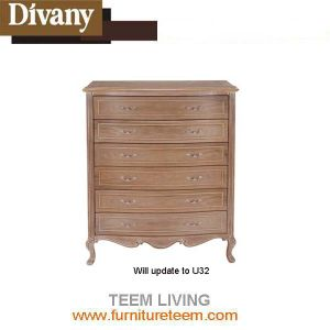 Chinese Vintage Furniture Luxury Living Room Chest of Drawer Cabinet pictures & photos