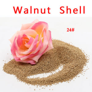 8*12mesh Walnut Shell Filter Media Abrasive for Polishing pictures & photos