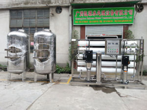 Reverse Osmosis System/ RO Plant/Drinking Water Treatment Machine pictures & photos