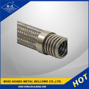 SUS304 Stainless Steel Corrugated Metal Tube pictures & photos