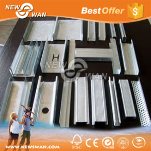 Galvanized Steel Furring Channel / Metal Furring Channel for Drywall Partition pictures & photos