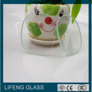 Round Tempered Glass/Small Size/Light Glass