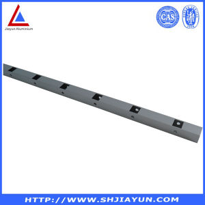 6063 T5 T6 Aluminium Pipe for Clothing Hanging pictures & photos