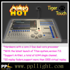 Hot Tiger Touch Stage Lighting Controller