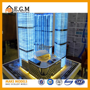 Commercial Building Models /Exhibition Models/Project Building Model/Model
