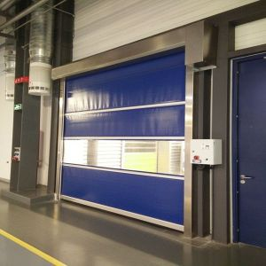 High Speed Plastic Roller Door for Logistics Applications (HF-1097) pictures & photos