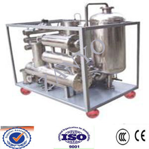 portable Dirty Cooking Oil Refinery Machine