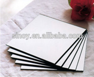 2mm-6mm Aluminium Mirror Sheet with Single or Double Coated pictures & photos