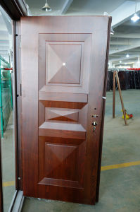 Deep Embossing Steel Security Door pictures & photos