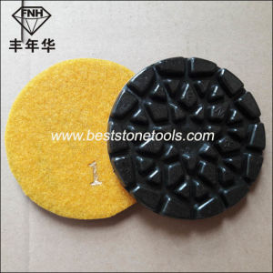 Cr-28 Fnh Marble Polishing Pad Granite Polishing Concrete Polishing 4 Inch