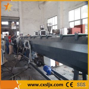 Plastic Machinery PVC Pipe Production Extrusion Line pictures & photos