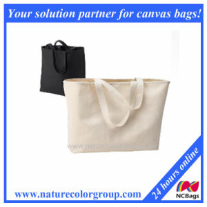 Promotional Cotton Tote Shopper Bag pictures & photos