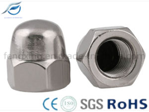 DIN1587 Domed Hex Cap Nut