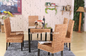 Rattan Home Furniture Dining Room Table Sets