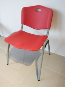 Comfortable Plastic Staff Visitor Chair for Office