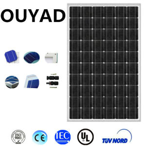 250W Solar Panel for Solar Light pictures & photos
