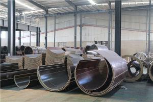 China Circular Concrete Column Forms & Custom Round Column