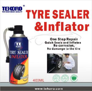 China Tire Puncture Repair Sealant Inflator - China Tire Inflator