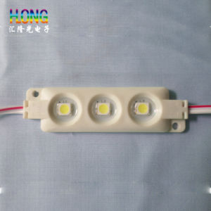 DC12V 0.72W Waterproof 5050 LED Injection Module pictures & photos