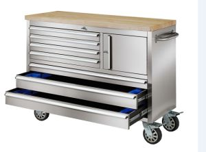48 Inch Stainless Steel Rolling Tool Chest pictures & photos
