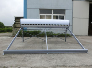 Non-Pressurized Evacuated Tube Solar Water Heating pictures & photos